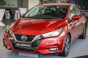 Nissan Almera Turbo 2020 được ra mắt tại Malaysia