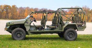 GM Defense - chiếc xe chiến thuật của quân đội có giá tới 330.000 USD