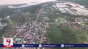 Bão Goni gây thiệt hại nặng tại Philippines