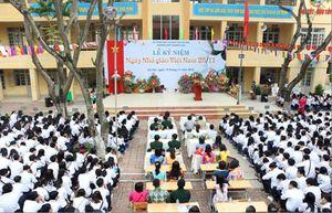 Hà Nội: Cấm lạm thu khi tổ chức hoạt động kỷ niệm của ngành Giáo dục