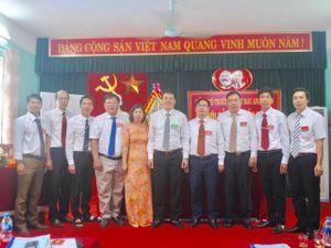 TrườngTHPT Mai Anh Tuấn (Thanh Hóa): 35 năm vững bước đi lên