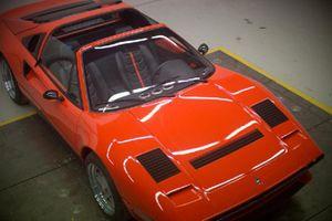 Ferrari 308M, siêu xe phục chế chi phí tới 13,5 tỷ đồng