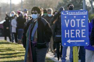 Bầu cử Mỹ 2020: Đảng Dân chủ mất cơ hội nắm thế đa số tại Thượng viện