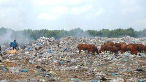 'Nín thở' sống gần bãi rác Phan Thiết