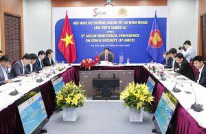 Xây dựng không gian mạng khu vực ASEAN lành mạnh, an toàn