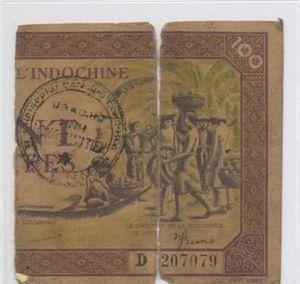 Tiền xé - loại tiền đặc biệt trong toàn quốc kháng chiến ở Nam Bộ