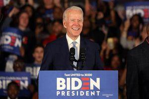 Chiến lược ngoại giao của Tân Tổng thống Mỹ tương lai Joe Biden