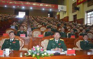 Học viện Lục quân khai giảng khóa 4 đào tạo và khóa 7 hoàn chỉnh cao cấp lý luận chính trị