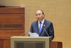 Thủ tướng Chính phủ trả lời, làm rõ nhiều vấn đề đại biểu và cử tri quan tâm