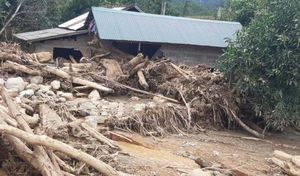 Núi Ta Bang xuất hiện vết nứt lớn, Quảng Trị di dời khẩn cấp
