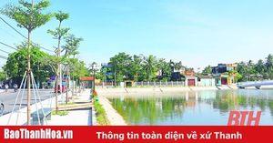 Xây dựng nông thôn mới nâng cao ở huyện Hoằng Hóa – hướng đến sự hài lòng của người dân
