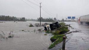 Tỉnh Phú Yên tập trung khắc phục hậu quả bão số 12