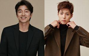 Nam thần Gong Yoo - Park Bo Gum chuẩn bị 'đổ bộ' rạp Việt trong phim 'Seobok - Người nhân bản'