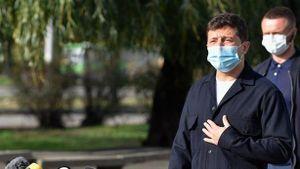 Tổng thống Ukraine nhập viện cách ly sau khi mắc COVID-19