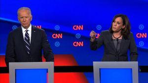 Vì sao ông Joe Biden 'chọn mặt gửi vàng' bà Kamala Harris làm 'phó tướng'?