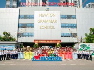 Trường THCS - THPT Newton nhận Bằng khen của Bộ GD&ĐT