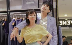 Sau 'Tiệc trăng máu', 'trai hư' Kiều Minh Tuấn lại gạ gẫm 'bà xã Thái Hòa' trong phim mới
