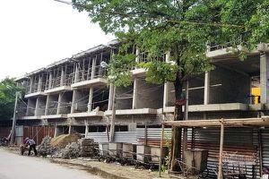 Chợ ở Thanh Hóa xây dựng vượt tầng, nhưng chưa bị xử lý