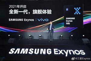 Exynos 1080 5G ra mắt, EUV 5nm, GPU tăng 2.3 lần