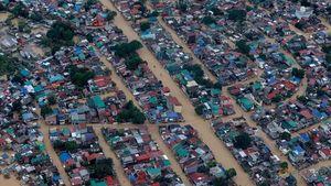Philippines đã có 21 trận bão năm nay, báo hiệu tương lai nguy hiểm