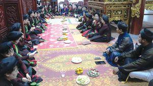 Bắc Ninh: Gìn giữ nét văn hóa xưa ở Niềm Xá