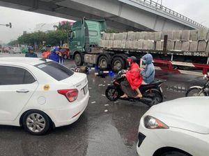 Tai nạn 2 người tử vong ở Aeon Long Biên: Là hai mẹ con ruột
