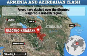 Ba thất bại của tình báo Mỹ trong cuộc xung đột Nagorno-Karabakh