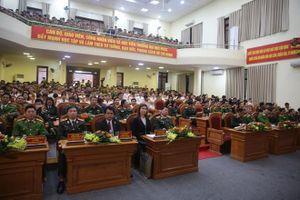 Đại học PCCC khai giảng năm học mới