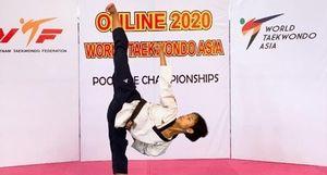 Taekwondo Việt Nam: Nuôi hy vọng với nội dung quyền