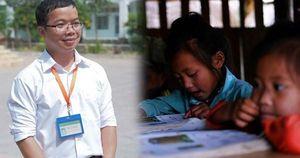1345km nhớ thương của cậu học trò nghèo miền núi trở thành thầy giáo trẻ được vinh danh: Suốt 4 năm chỉ về thăm mẹ được 2 lần