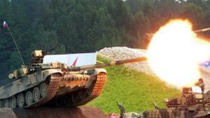 Việt Nam tự trang bị khẩu 12,7mm cho T-90