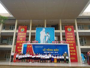 Hà Nội: Trường Tiểu học Lý Nam Đế vượt khó - Một năm học thành công