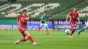 Trước vòng đấu thứ 8 Bundesliga: Bayern quyết tâm duy trì ngôi đầu