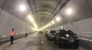 Nghiệm thu xong, công trình mở rộng hầm đường bộ Hải Vân vẫn 'đóng cửa'