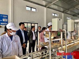 Ứng dụng công nghệ trong quản lý sản xuất, kinh doanh thực phẩm