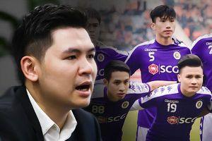CLB Hà Nội: 'Ra châu Á không phải để làm rổ đựng bóng'