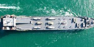 Hải quân Iran trang bị hàng loạt tàu chiến hiện đại tự sản xuất