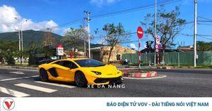 Cận cảnh siêu phẩm Lamborghini Aventador SVJ vừa 'cập bến' Việt Nam