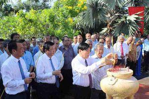 Kỷ niệm 80 năm Ngày Nam kỳ khởi nghĩa và 98 năm Ngày sinh Thủ tướng Chính phủ Võ Văn Kiệt