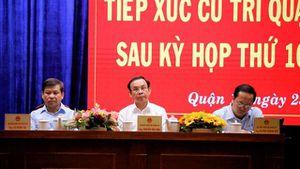 Ông Nguyễn Văn Nên chuyển sinh hoạt đại biểu Quốc hội về TP HCM