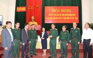 Bộ Quốc phòng có đầy đủ điều kiện, năng lực đào tạo, hoàn chỉnh và xác nhận trình độ cao cấp lý luận chính trị cho cán bộ Quân đội
