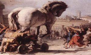 Ngựa chiến Alexander vang danh nhất hành tinh