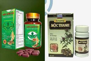 Cảnh báo một số sản phẩm bảo vệ sức khỏe vi phạm quy định quảng cáo