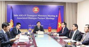 Hội nghị Bộ trưởng GTVT ASEAN 26: Phục hồi giao thông sau đại dịch Covid-19
