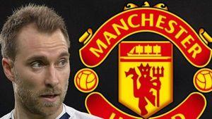 Man Utd sẵn sàng đưa Eriksen trở lại Premier League và ký thủ môn 15 tuổi