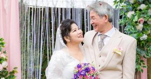 NSND Thanh Hoa bị gia đình chồng cấm cản, không cho cưới ông xã kém 6 tuổi vì từng ly dị