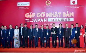 Chủ tịch UBND tỉnh Nguyễn Đức Trung kêu gọi doanh nghiệp Nhật Bản đầu tư vào Nghệ An