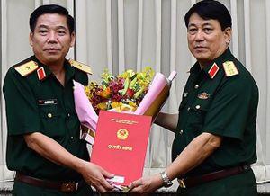 Thiếu tướng Nguyễn Văn Gấu giữ chức Chính ủy Quân khu 9