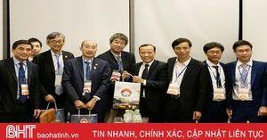 Hà Tĩnh kết nối nhiều đối tác tại hội nghị 'Gặp gỡ Nhật Bản năm 2020'