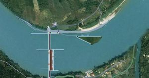 Kêu gọi hủy dự án thủy điện Sanakham trên sông Mekong